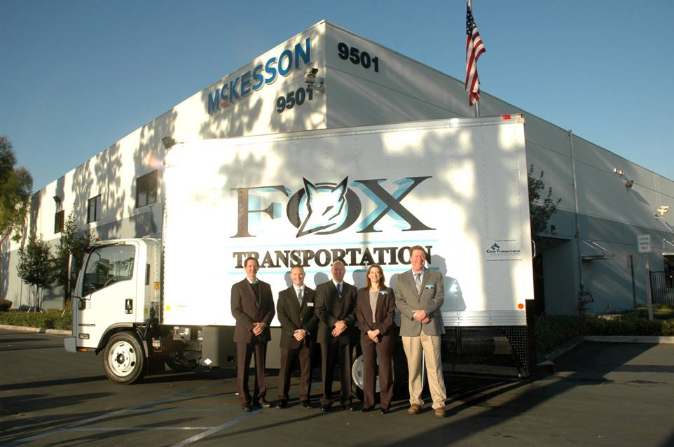 Fox Transportation Imagined A Fleet Of Cleaner Vehicles And The Msrc